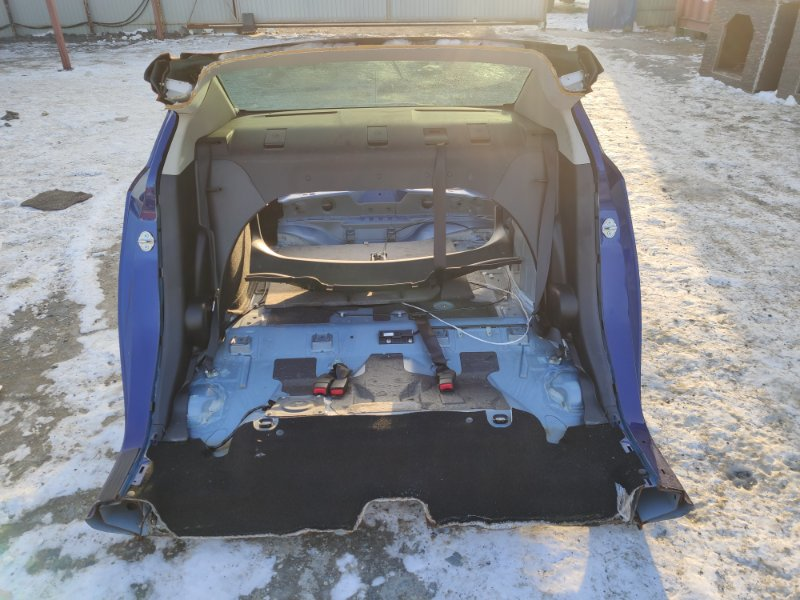 Пластик салона Mazda Axela BL5FP ZY-VE (б/у)