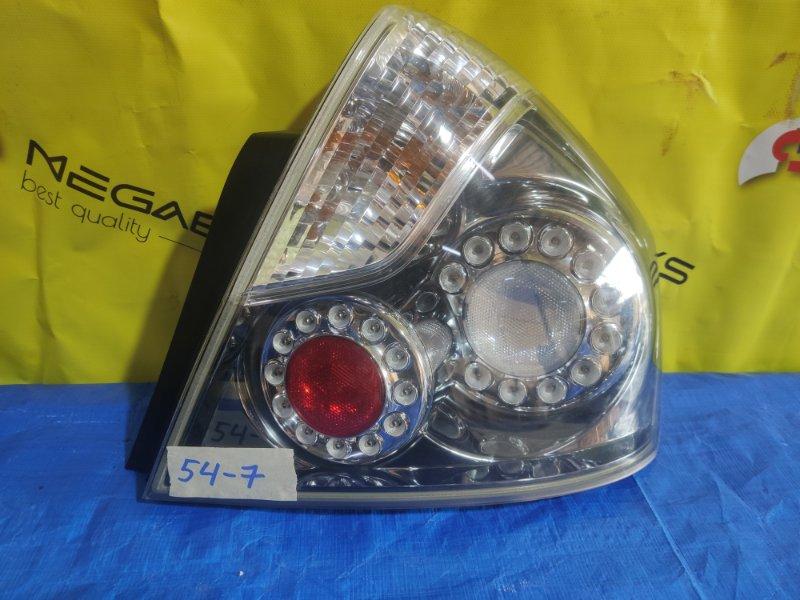 Стоп-сигнал Nissan Fuga Y50 правый 220-63786 (б/у)