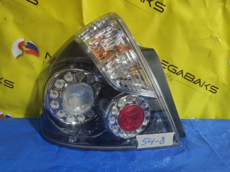 Стоп-сигнал Nissan Fuga Y50 левый 220-63786 (б/у)