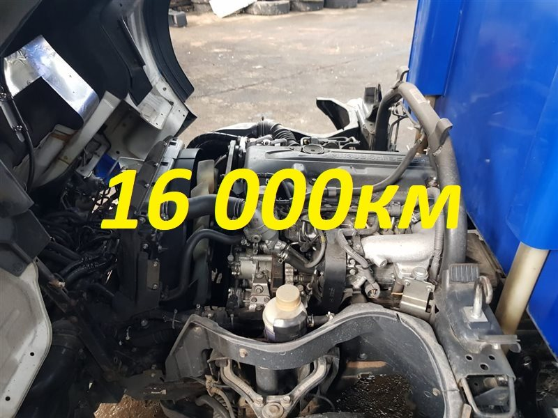 Мкпп Mitsubishi Canter FE70BS 4M42T M036S5C021, ME534616 (б/у)