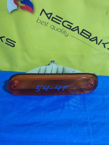 Повторитель бамперный Honda Z PA1 E07Z левый 3431 (б/у)