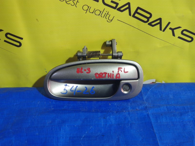 Ручка двери Honda Orthia EL3 передняя левая (б/у)