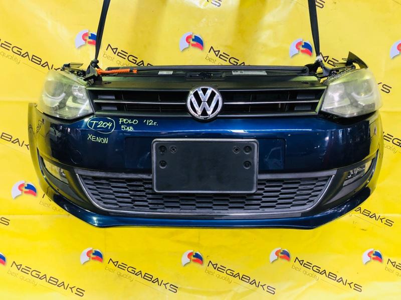 Nose cut Volkswagen Polo MK5 CBZB 2008 (б/у)