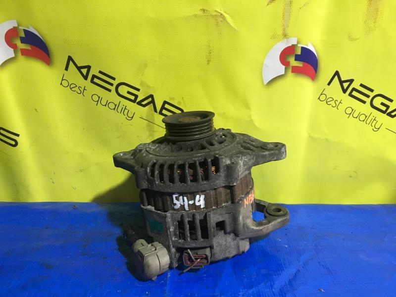 Генератор Mazda Roadster NB8C B6 LR180766, FP34-18-300, ALTF881, ALTS857, CGB-13191, A5257, UD11201A, 002-M407, AEB1409, NEB1409, (б/у)