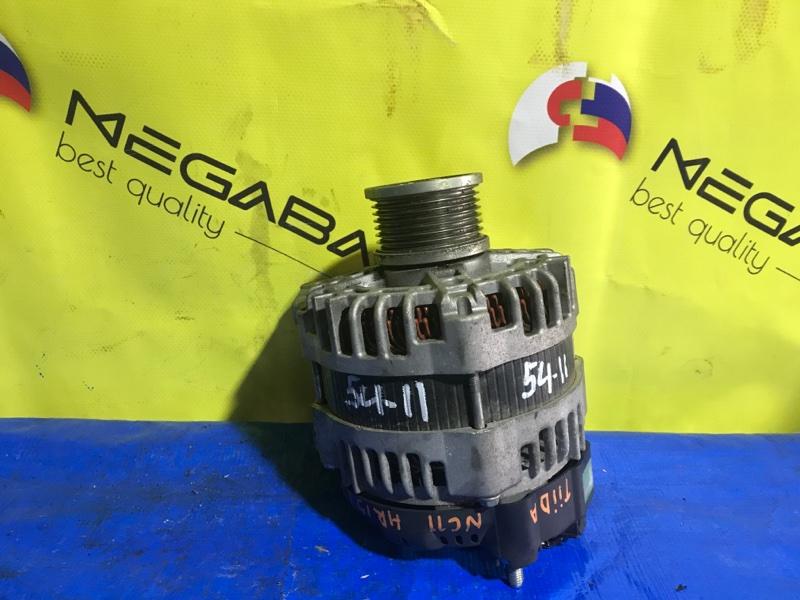 Генератор Nissan Tiida NC11 HR15DE (б/у)