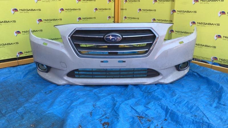 Бампер Subaru Legacy BN9 FB25 передний (б/у)