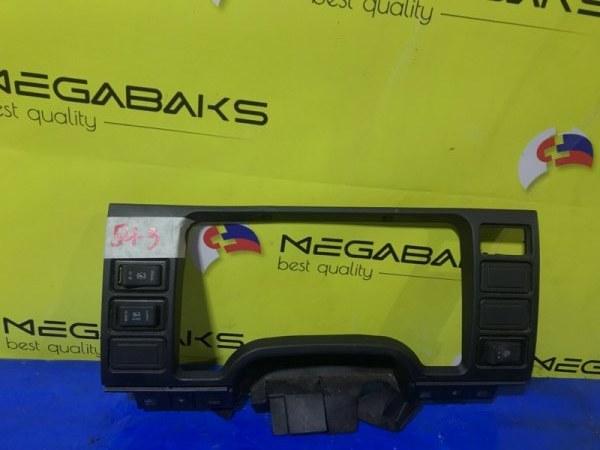 Консоль спидометра Mitsubishi Canter FE70BS 4M42 (б/у)