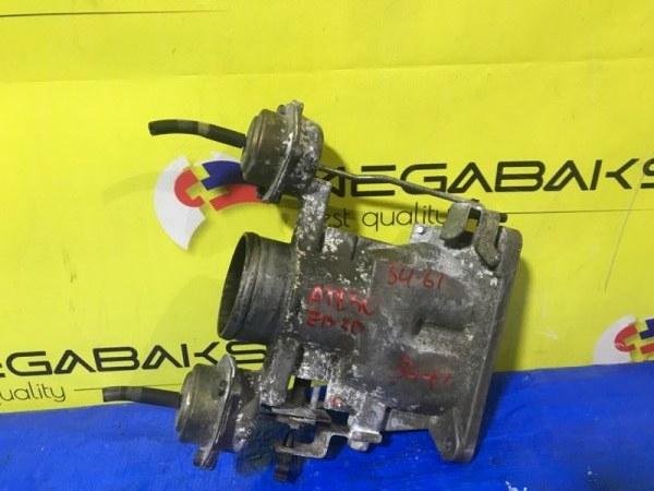 Дроссельная заслонка Nissan Elgrand ATE50 ZD30 (б/у)