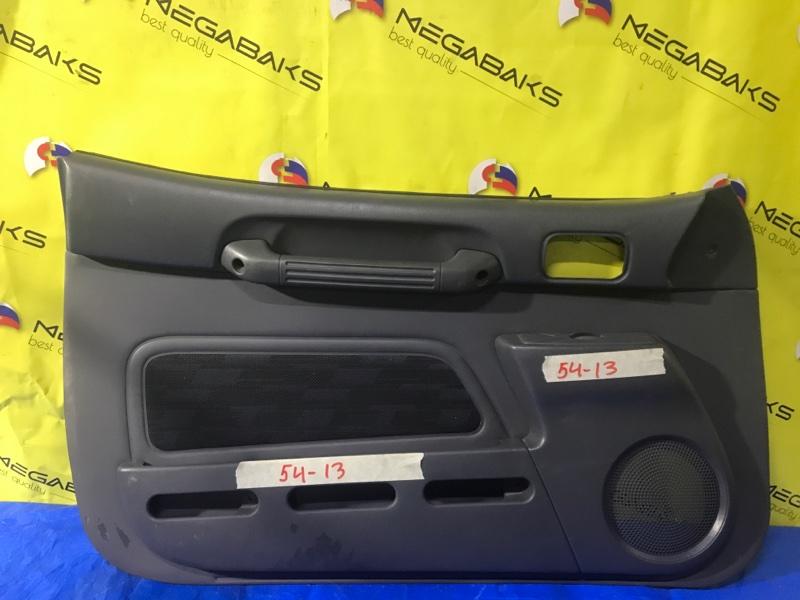 Обшивка дверей Toyota Rav4 SXA10 3S-FE передняя левая 3 DOOR (б/у)