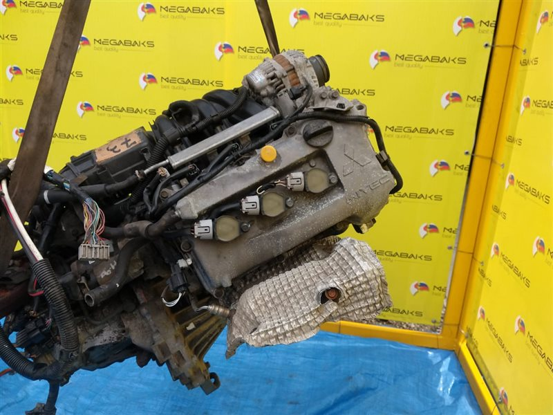 Двигатель Mitsubishi I HA1W 3B20 AG7906 (б/у)