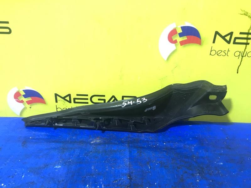 Уголок жабо Renault Megane III F4R874 2014 левый (б/у)