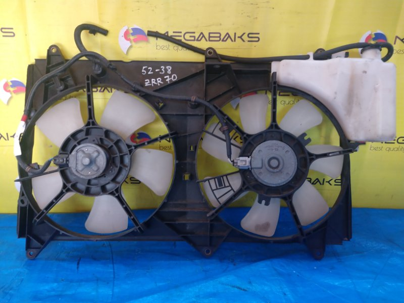 Диффузор радиатора Toyota Voxy ZRR70 3ZR-FAE (б/у)