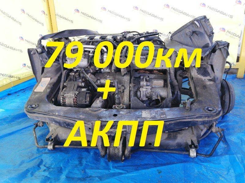 Двигатель Smart City C450 160.920 (б/у)