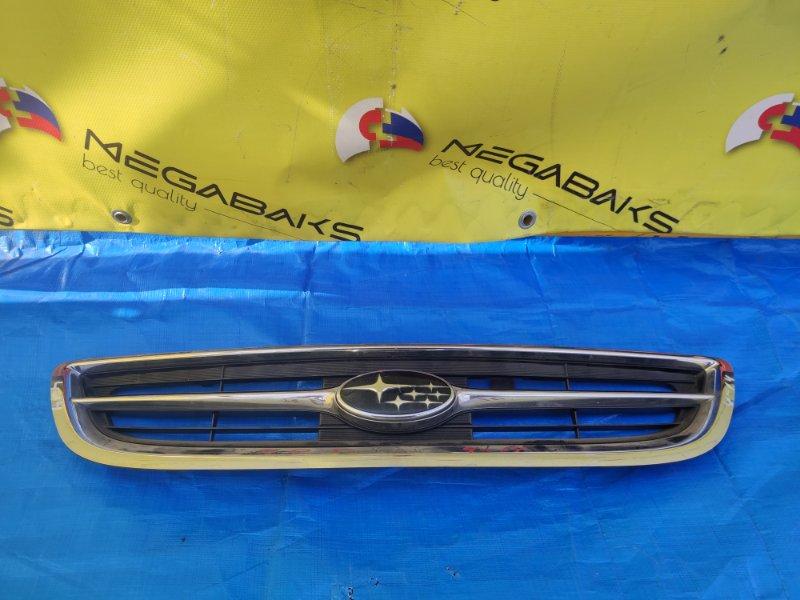 Решетка радиатора Subaru Traviq XM220 (б/у)