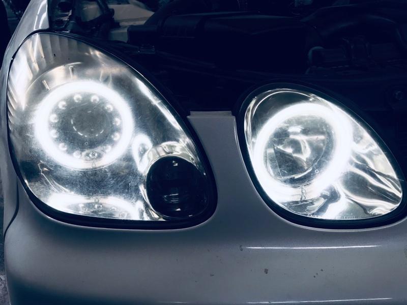 Nose cut Toyota Aristo JZS160 2JZ-GE 2000 (б/у)