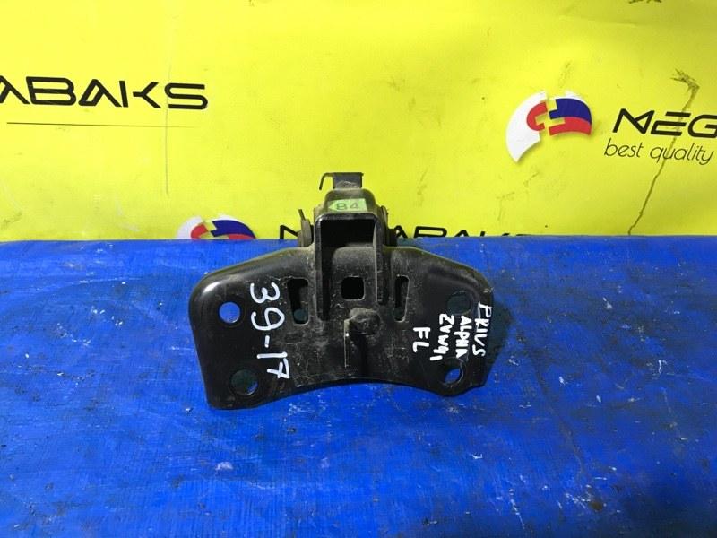 Подушка двигателя Toyota Prius Alpha ZVW41 2ZR-FXE 2012 левая (б/у)