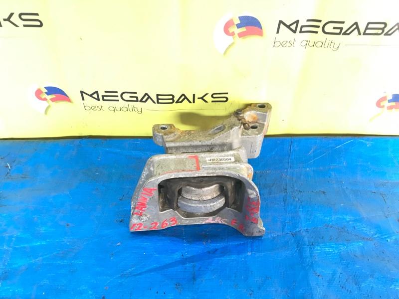 Подушка двигателя Nissan Lannia U15Z HR16 передняя правая (б/у)