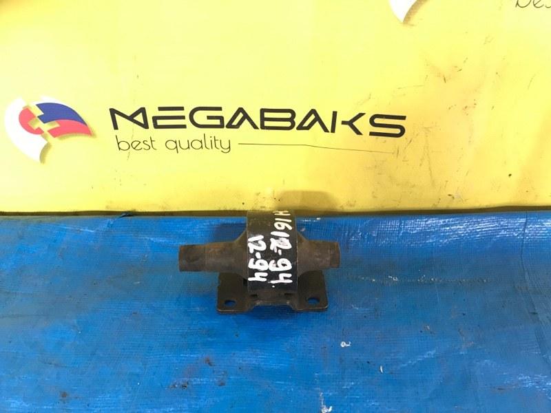 Подушка двигателя Toyota Grand Hiace VCH16 5VZ задняя (б/у)