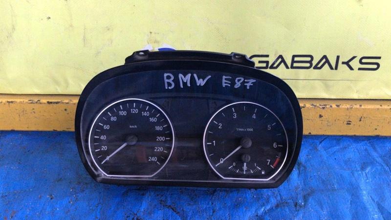 Спидометр Bmw 1-Series E87 N45B16AC (б/у)
