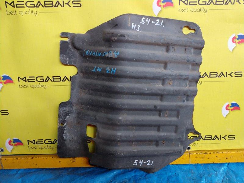 Защита двигателя Hummer H3 (б/у)