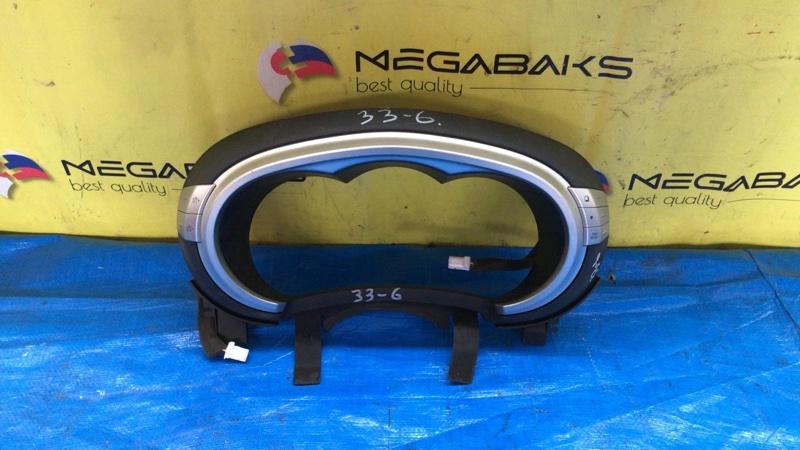 Консоль спидометра Nissan Elgrand TE52 QR25DE (б/у)