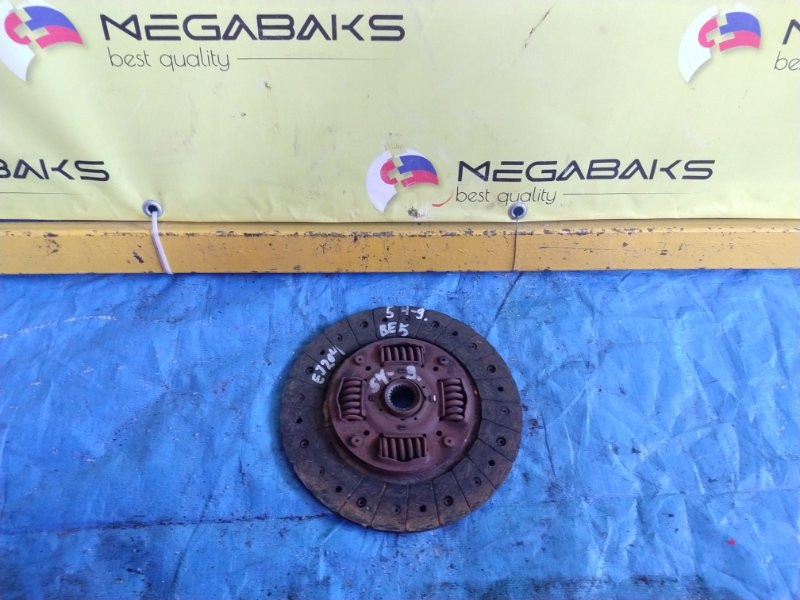 Диск сцепления Subaru Legacy BE5 EJ204 (б/у)