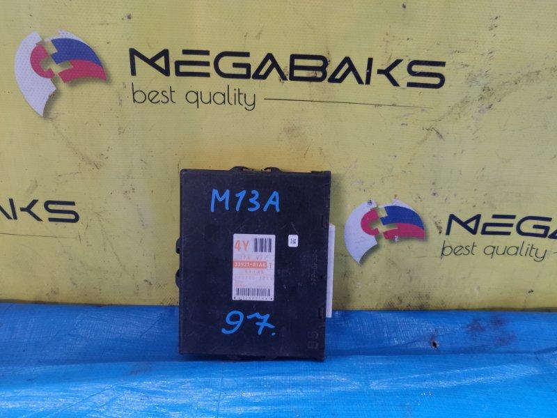 Блок efi Suzuki Jimny JB43W M13A 112200-3271 (б/у)