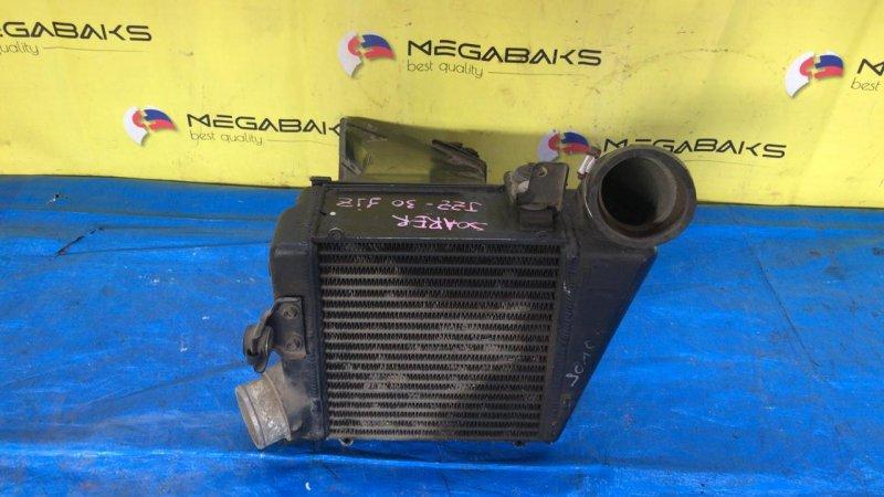 Радиатор интеркулера Toyota Soarer JZZ30 (б/у)