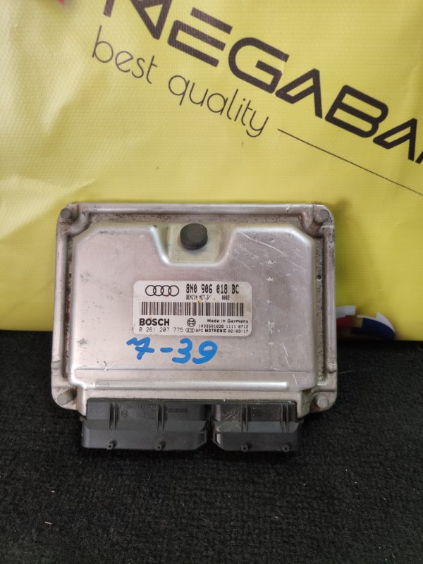 Блок efi Audi Tt 8N (б/у)