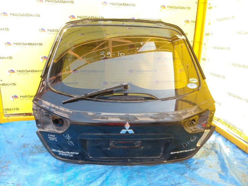 Дверь задняя Mitsubishi Galant Fortis CX4A (б/у)
