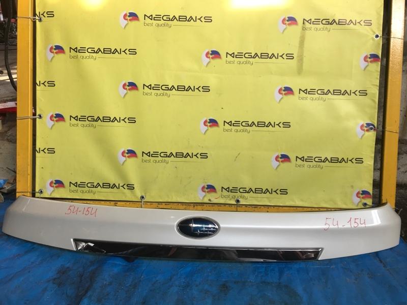 Накладка 5-й двери Subaru Exiga YA5 CAMERA (б/у)