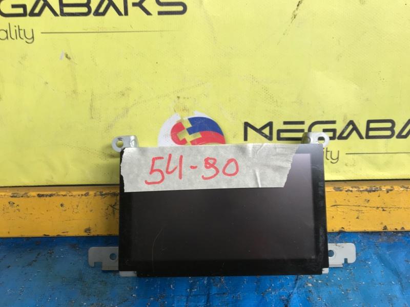 Монитор Nissan Primera TP12 QR20DE 28090-AU910 (б/у)