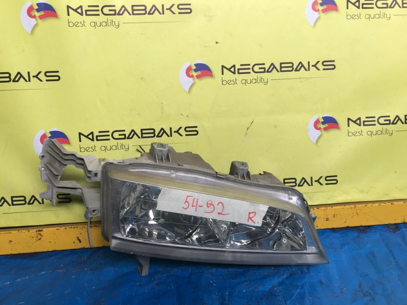 Фара Honda Accord CD5 правая 54-92 ФАРА№ 001-6676 (б/у)