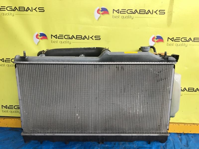 Радиатор основной Subaru Levorg VM4 FB16 (б/у)