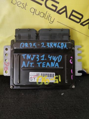 Блок efi Nissan Teana J31 QR25DE 237109Y600 (б/у)