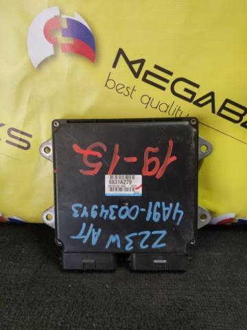 Блок efi Mitsubishi Colt Z23W 4A91 (б/у)