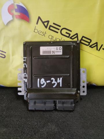 Блок efi Nissan Fuga Y50 VQ25HR MEC35-910 (б/у)