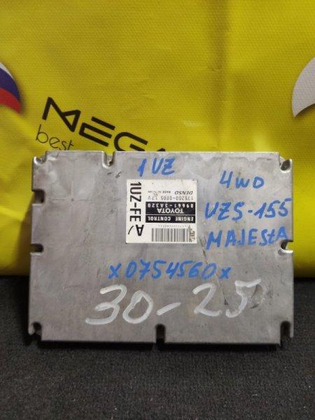 Блок efi Toyota Crown Majesta UZS151 1UZ-FE 89661-3A320 (б/у)