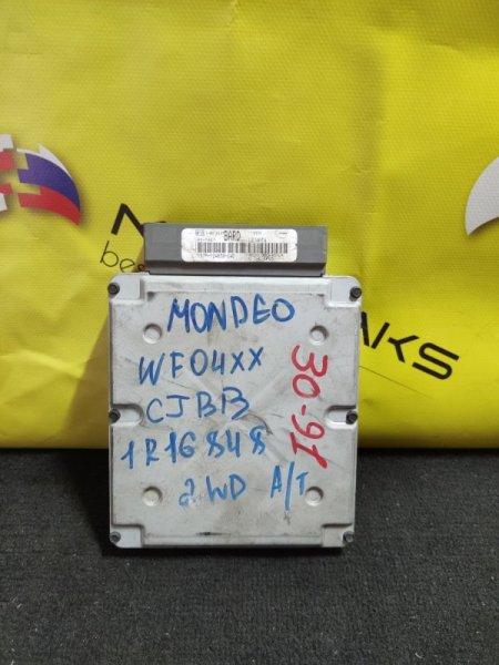 Блок efi Ford Mondeo B4Y CJBB LBO-140 (б/у)
