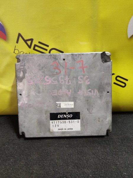 Блок efi Toyota Vista SV50 3S-FSE (б/у)