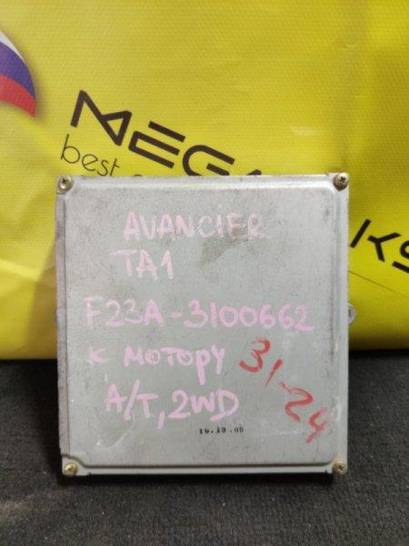 Блок efi Honda Avancier TA1 F23A (б/у)