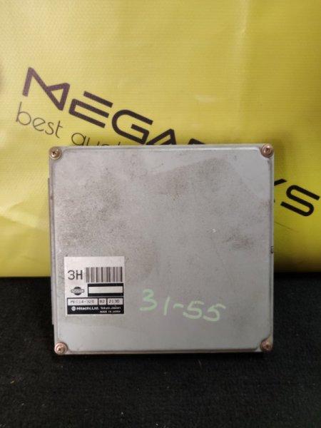 Блок efi Nissan Cefiro A33 VQ20DE MEC14-320 (б/у)