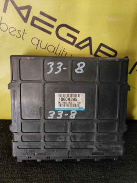 Блок efi Mitsubishi Grandis NA4W 4G69 E6T41892 (б/у)