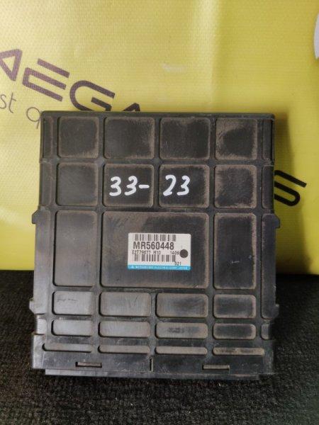 Блок efi Mitsubishi Dingo CQ2A 4G15 E2T79877 (б/у)