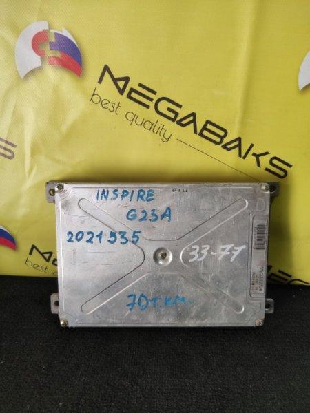 Блок efi Honda Inspire UA2 G25A 37820-P1R-902 (б/у)