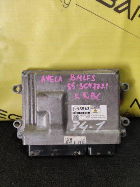 Блок управления акпп Mazda Axela BMLFS S5 (б/у)