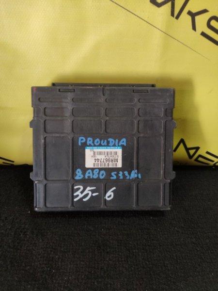 Блок efi Mitsubishi Proudia S33A 8A80 G1T30475 (б/у)