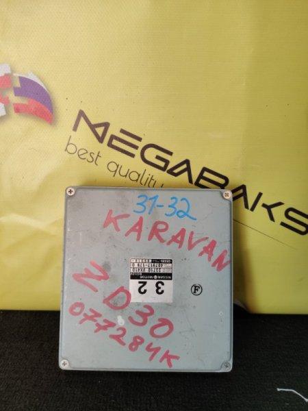 Блок efi Nissan Caravan CWMGE25 ZD30DDTI 23710VX410 (б/у)