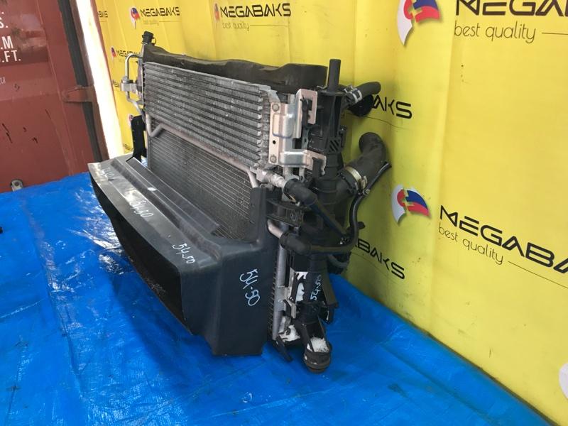 Радиатор основной Volvo V50 YV1MW B4204S3 2012 (б/у)
