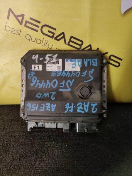 Блок efi Toyota Blade AZE156 2AZ-FE 89661-12E00 (б/у)
